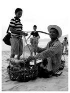 Petites friandises sur la plage de Chaweng (Koh Samui)
