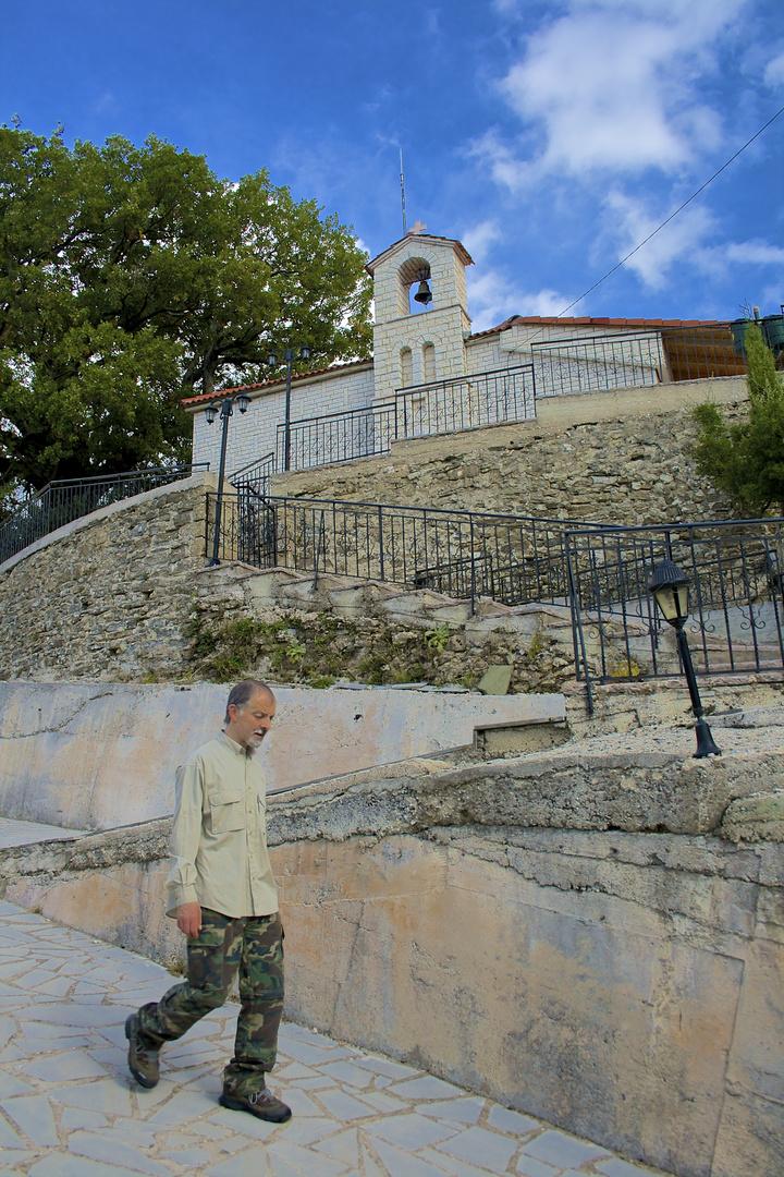 Petousi Church