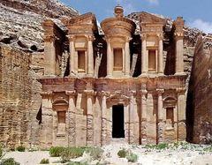 Petra: il Monastero 29/12/1994
