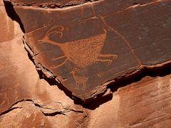 Petroglyphs ....