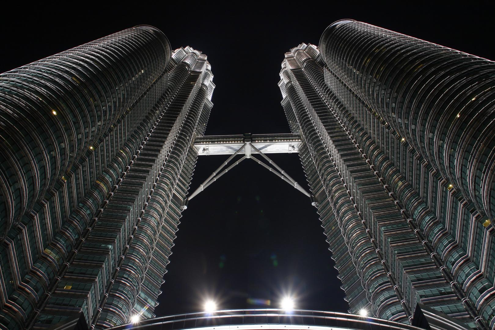 Petronas tower in KL