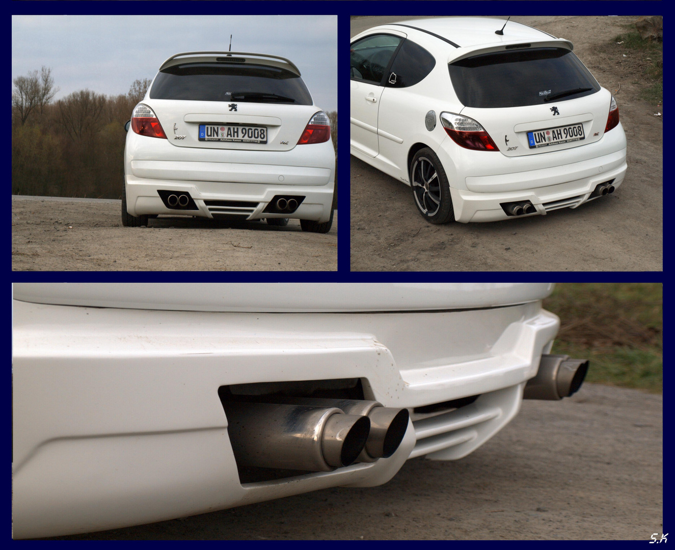 Peugeot 207 RC *tuned (2)