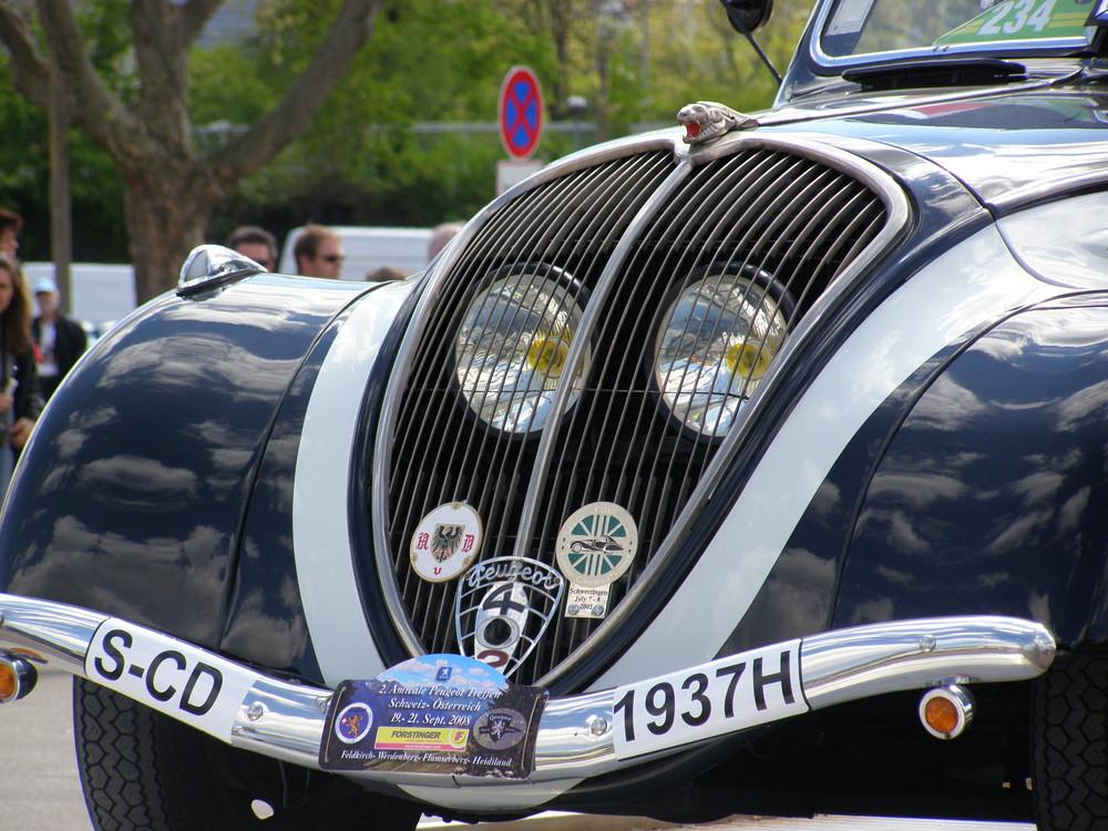Peugeot -  Bj 1937