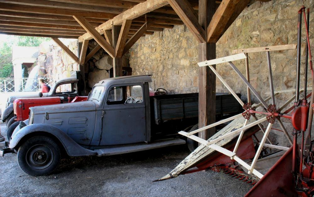 Peugeot Brückenwagen