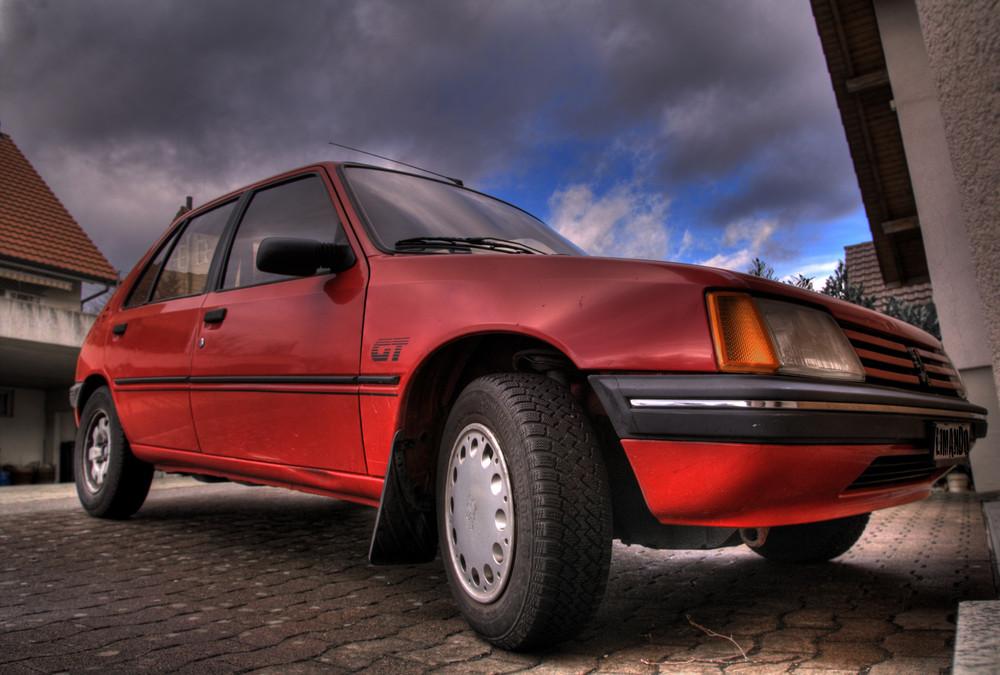 Peugeot HDR