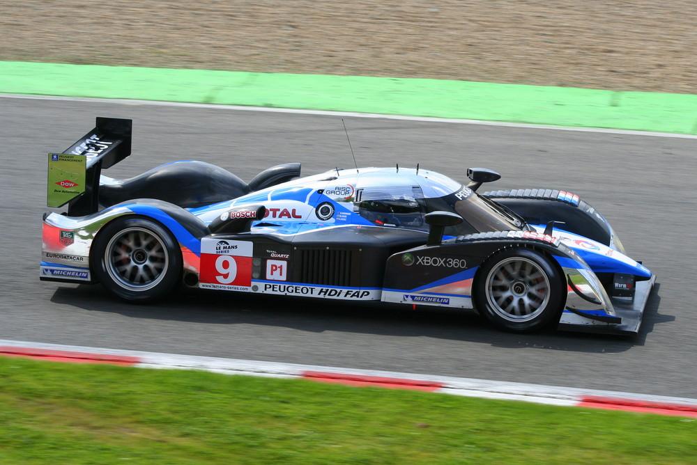 Peugeot in Spa