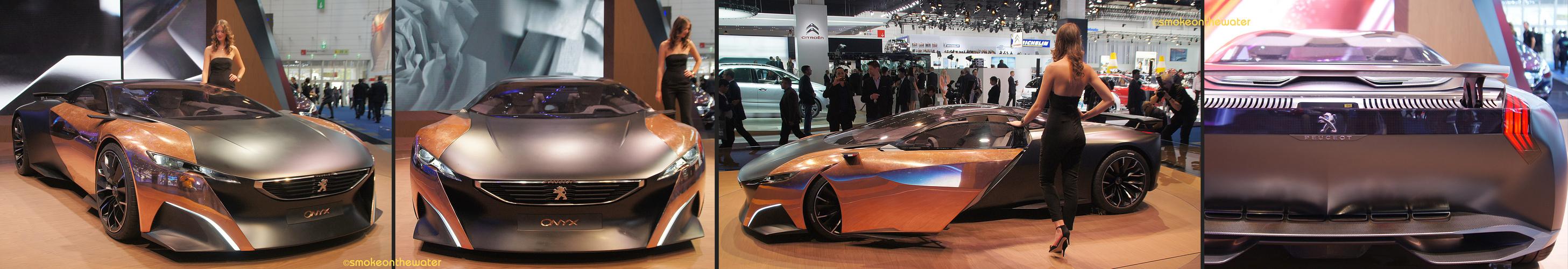Peugeot Onyx Diesel Hybrid Concept (1)