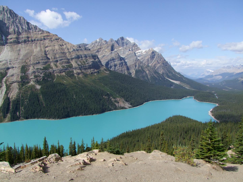 Peyto Lake, 14.09.2012