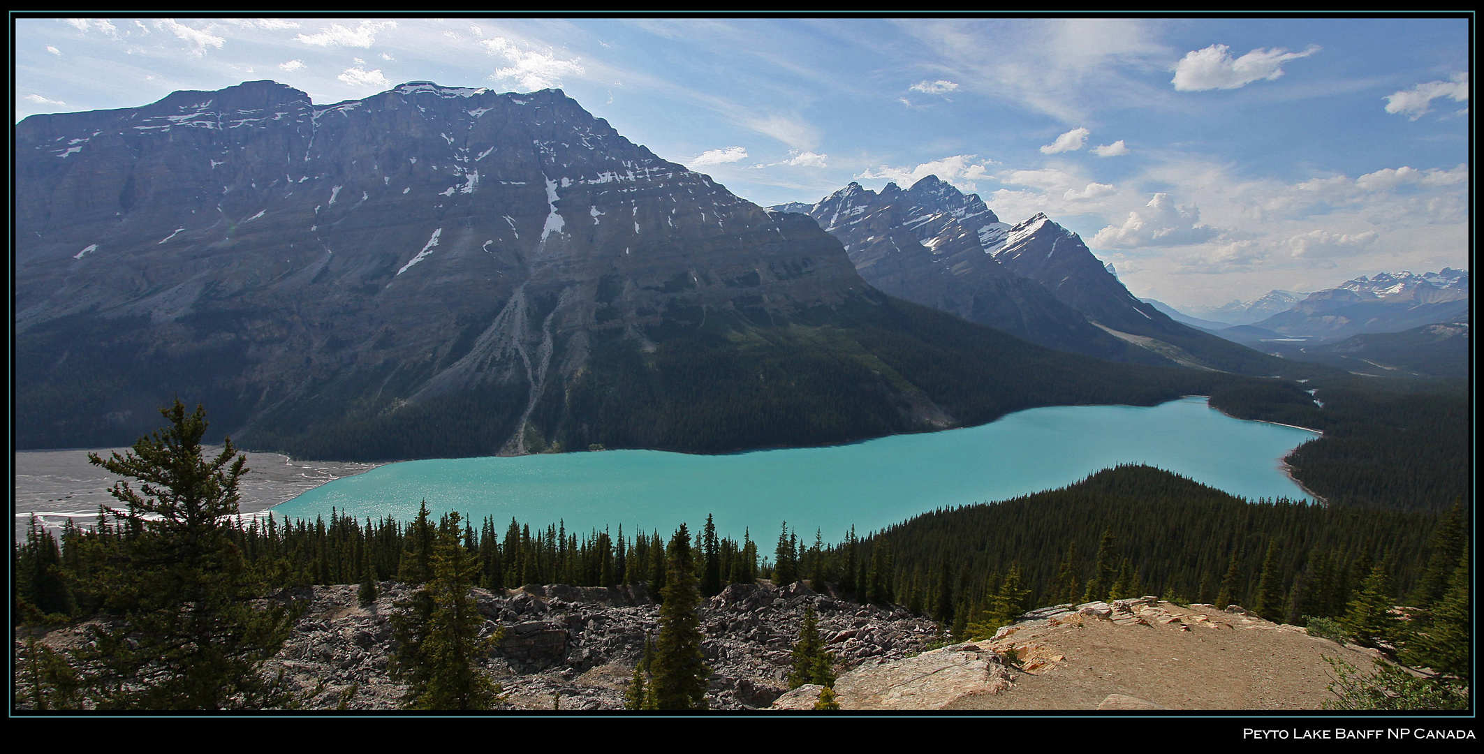Peyto Lake Banff NP