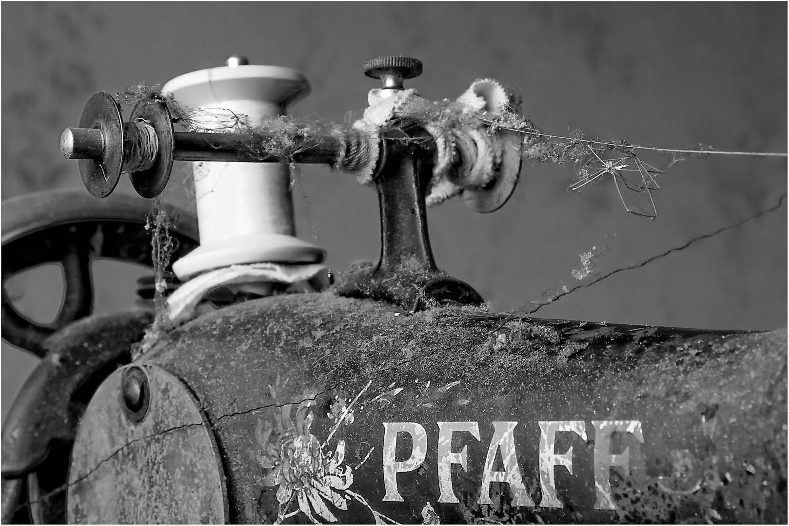 PFAFF die Nähmaschine