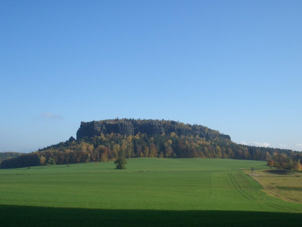 Pfaffenstein in der Königstein (Sächs. Schweiz)