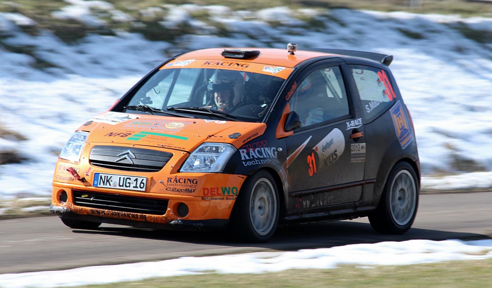 Pfalz-Westrich Rallye