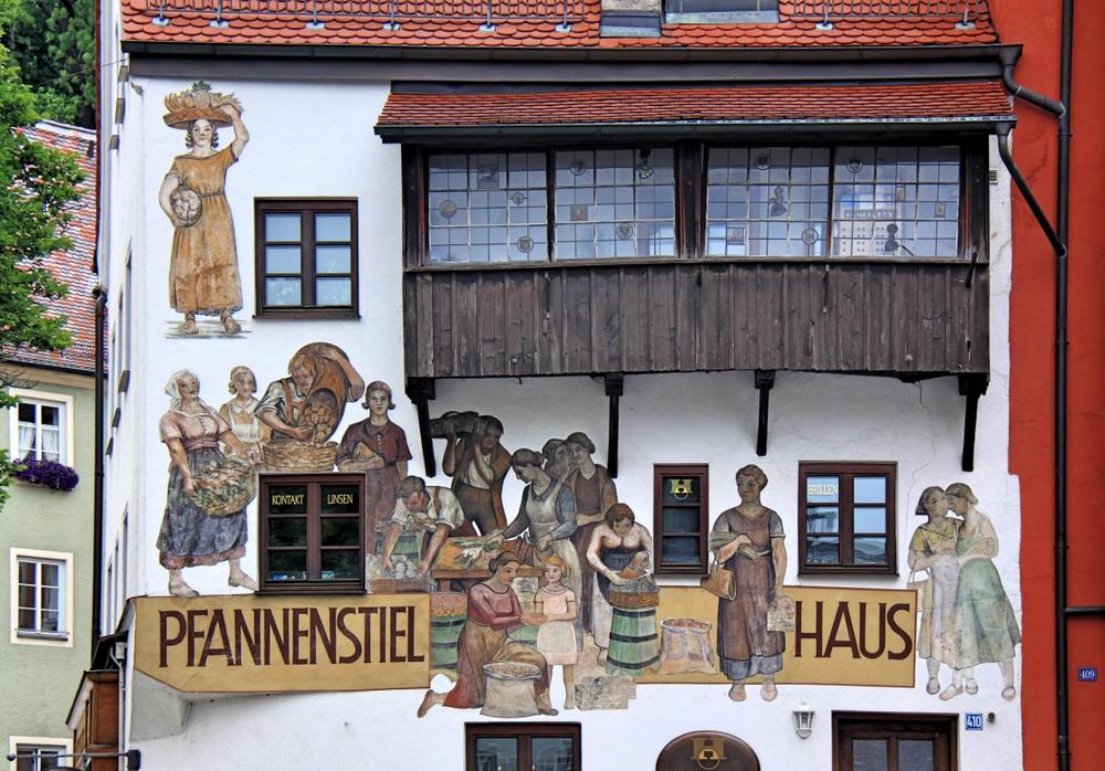 Pfannenstielhaus