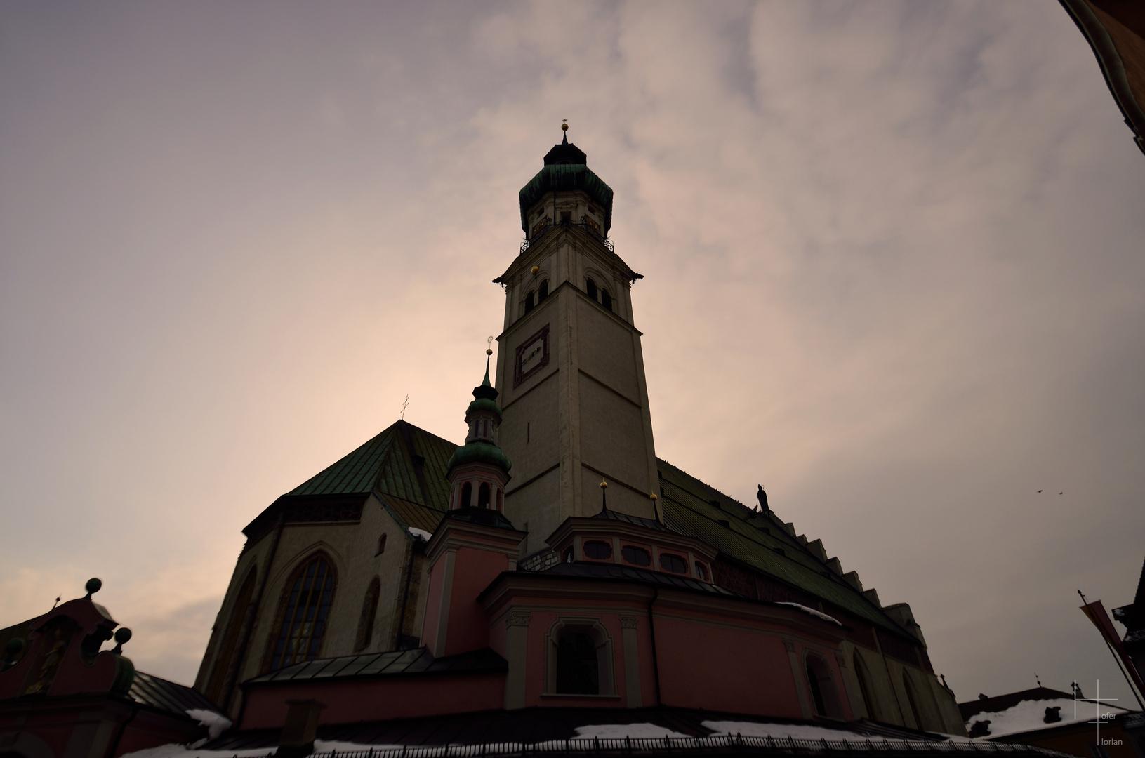 Pfarkirche Hall in Tirol