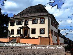 Pfarrhaus in Neuenburg am Rhein