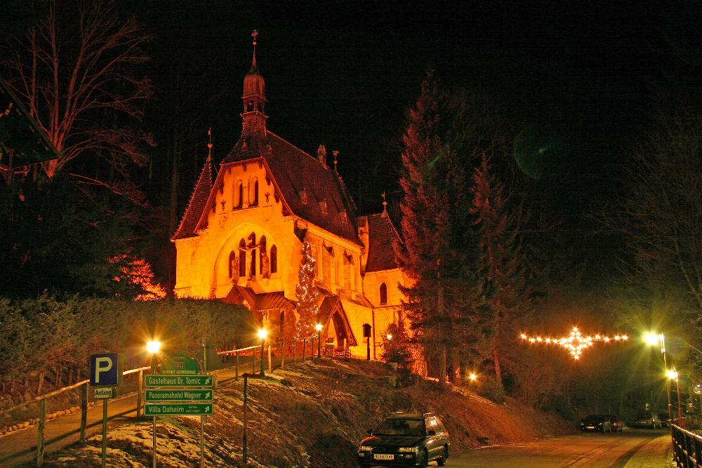 Pfarrkirche am Semmering