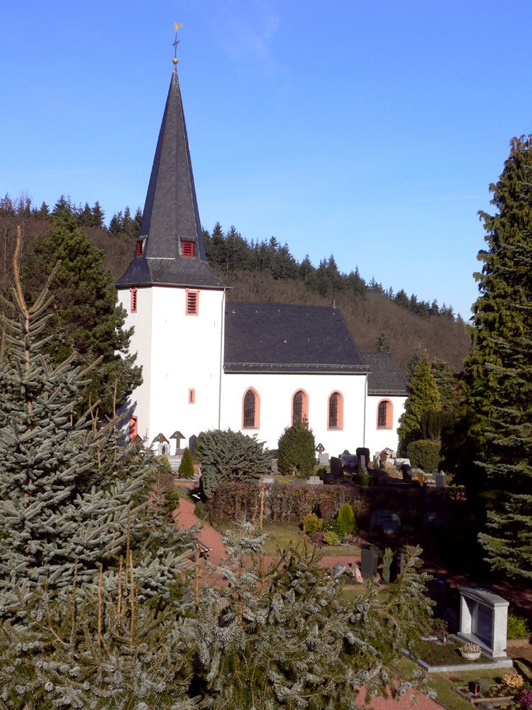 Pfarrkirche Heilig Kreuz Kreuzweingarten