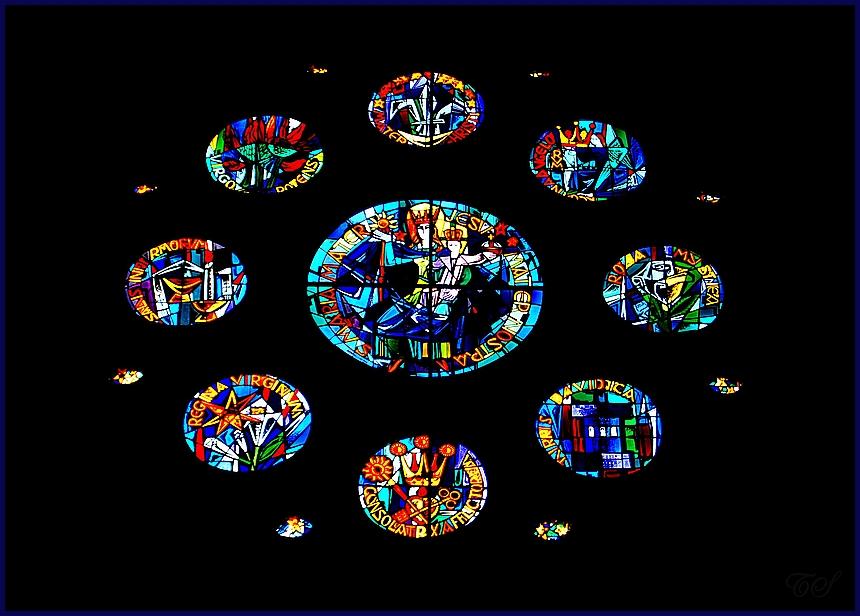 Pfarrkirche in Clervaux