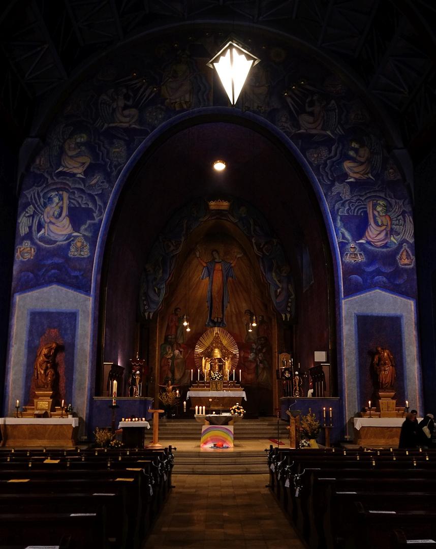 Pfarrkirche Mariä Himmelfahrt Baienfurt
