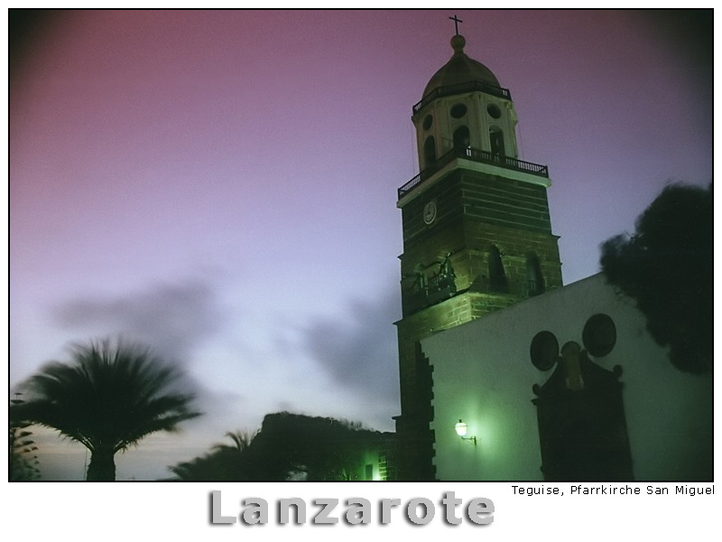 | | Pfarrkirche San Miguel | | Teguise | | #1