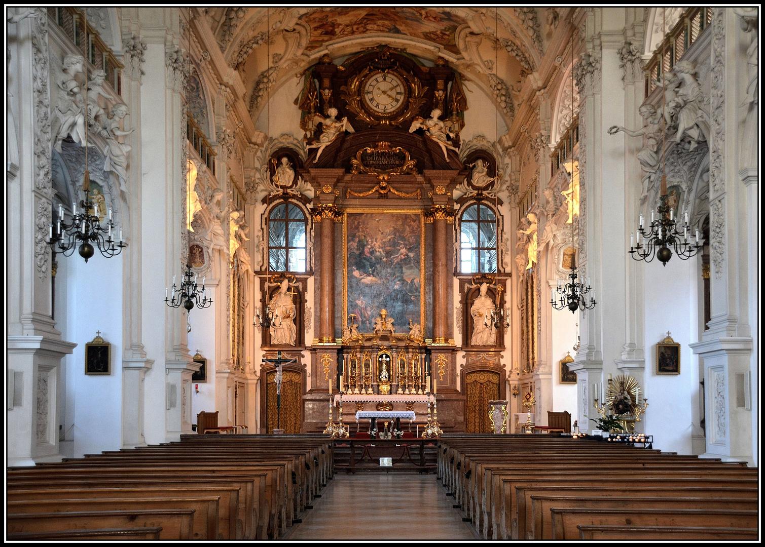 Pfarrkirche St. Benedikt, Benediktbeuern (02)