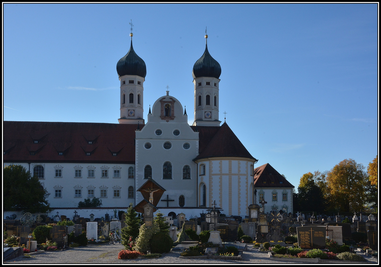 Pfarrkirche St. Benedikt, Benediktbeuern