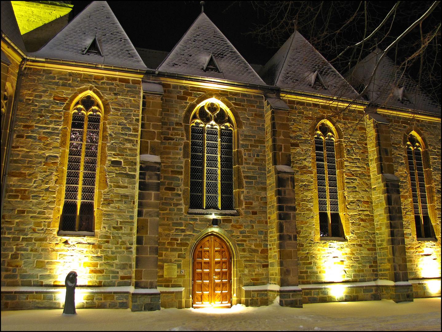 Pfarrkirche St. Lambertus Langenberg