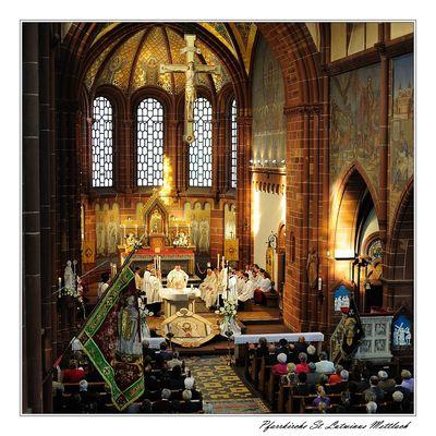 Pfarrkirche St. Lutwinus - Mettlach