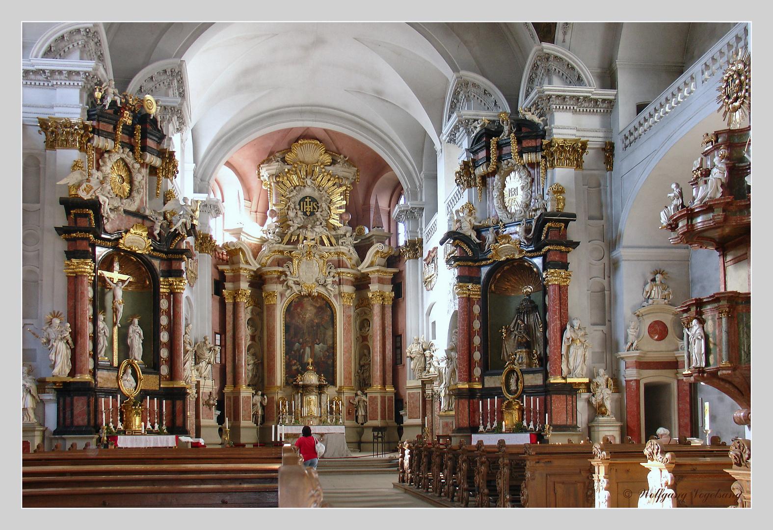 Pfarrkirche St. Martin in Bamberg