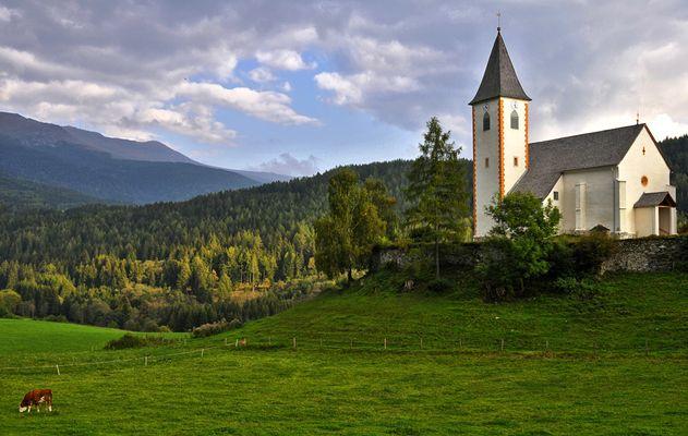 Pfarrkirche St. Martin in Greith / Neumarkt / Steiermark