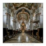 """Pfarrkirche St. Peter u. Paul ( Freising ) """" Gott zu Gefallen..."""""""