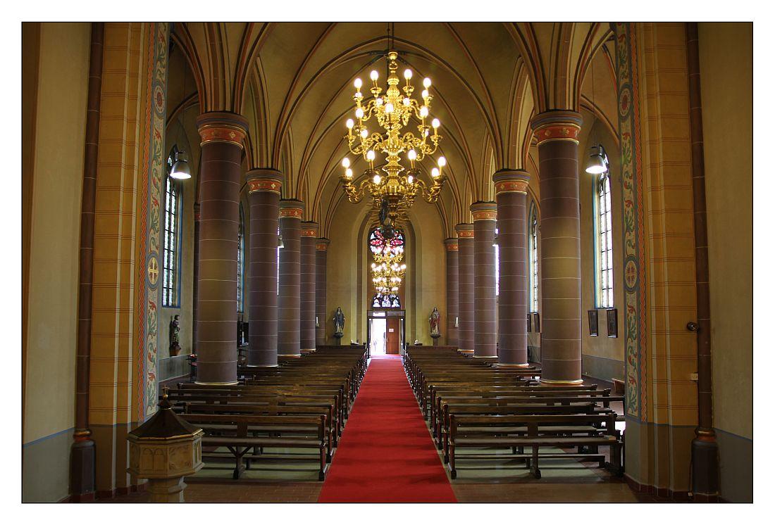Pfarrkirche St. Peter und Paul in Garrel