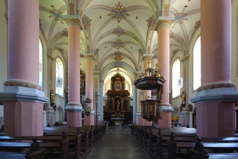 Pfarrkirche St.Joseph in Beilstein / Mosel
