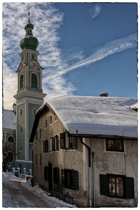 Pfarrkirche Toblach