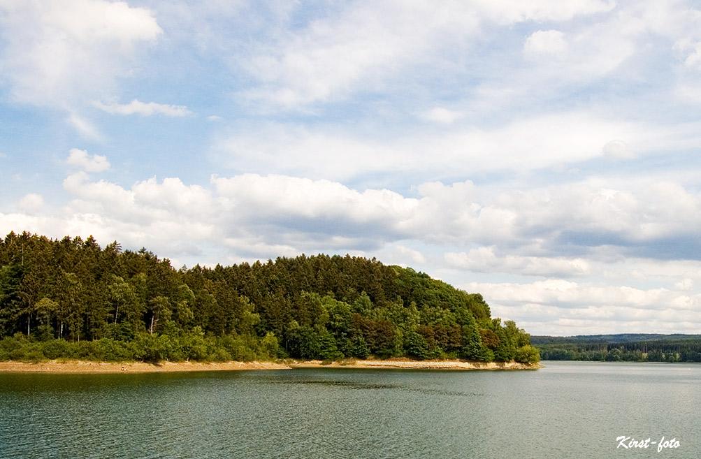 Pfingstausflug am Möhnesee