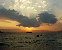 Pfingsten 2004 in Straba Griechenland