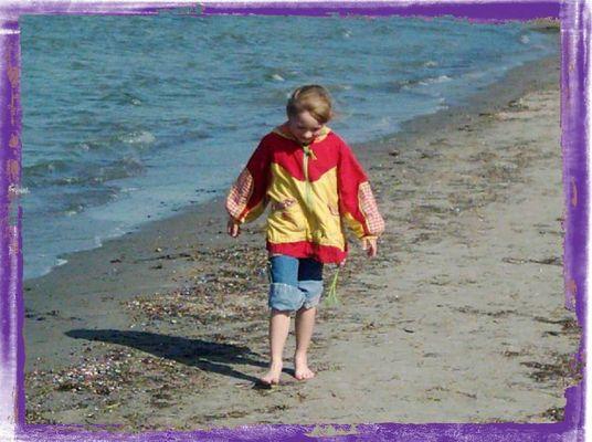Pfingstsonntag an der Ostsee