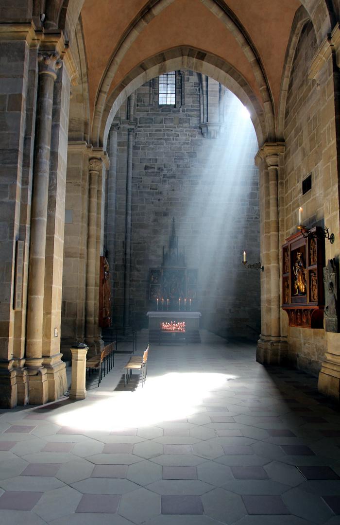 Pfingstsonntag im Bamberger Dom