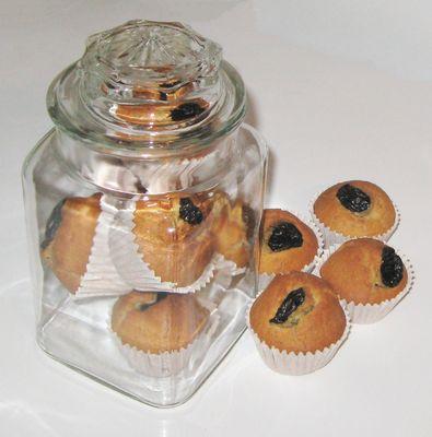 Pflaumenmuffins....hmmmm!