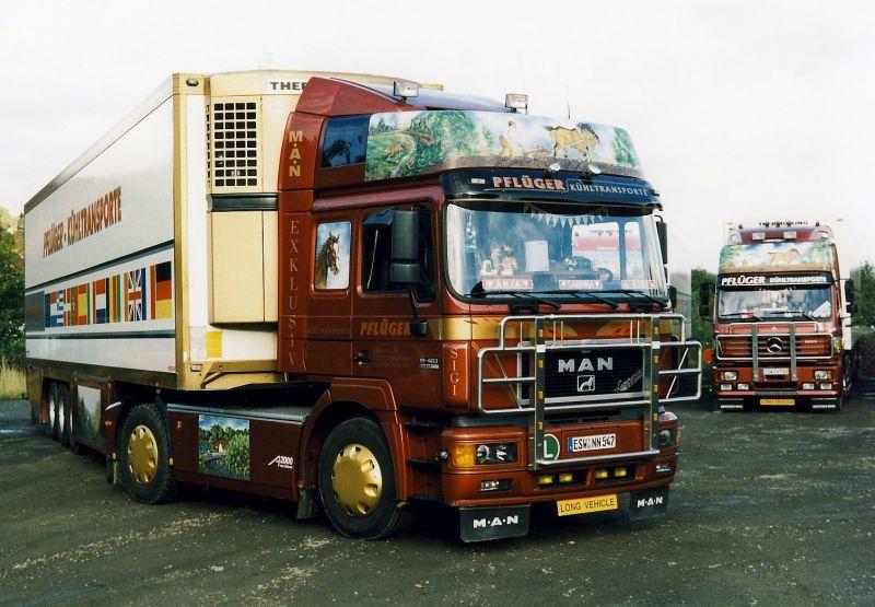 Pflüger-Kühltransporte