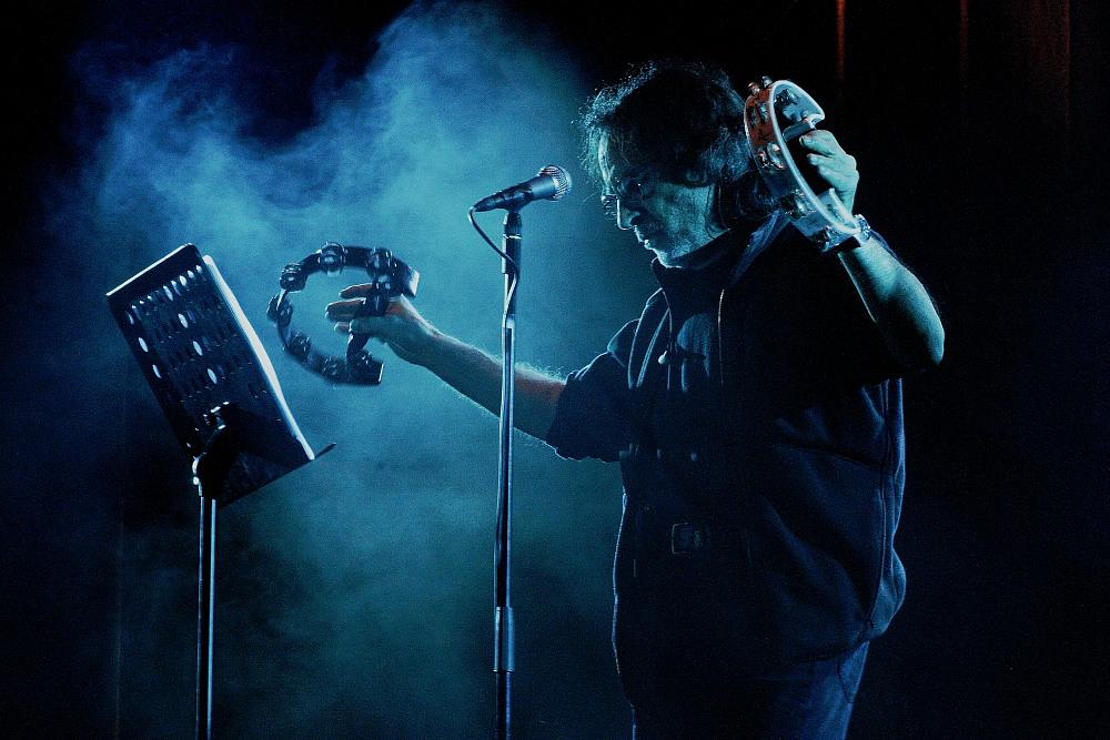 P.F.M. - Ravenna Live 2008 - Franz Di Cioccio