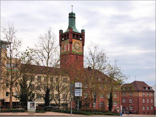 Pforzheim - Bezirksamt