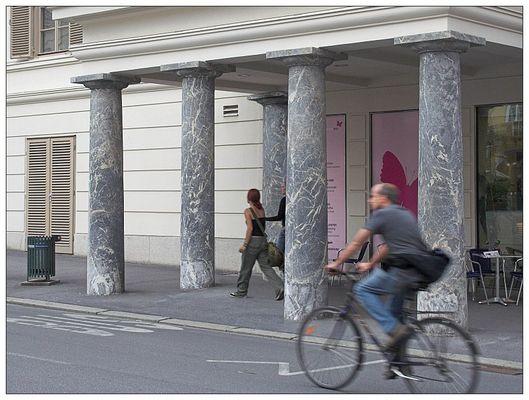Pfusch am Bau oder Plan von M. C. Escher?