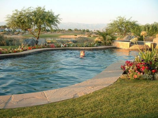 PGA West Haus(Palm Springs CA) A Cool Dip