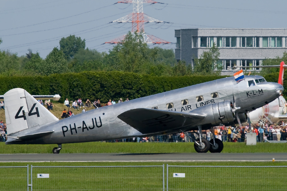 PH-AJU - KLM - Royal Dutch Airlines (Aviodrome)