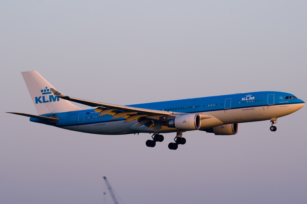 PH-AOB - KLM