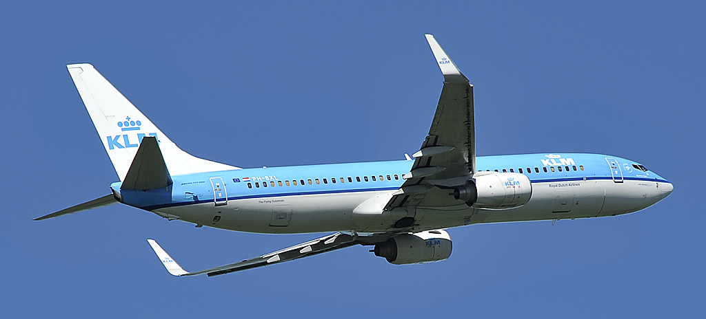 PH-BXL - KLM - Royal Dutch Airlines - Boeing 737