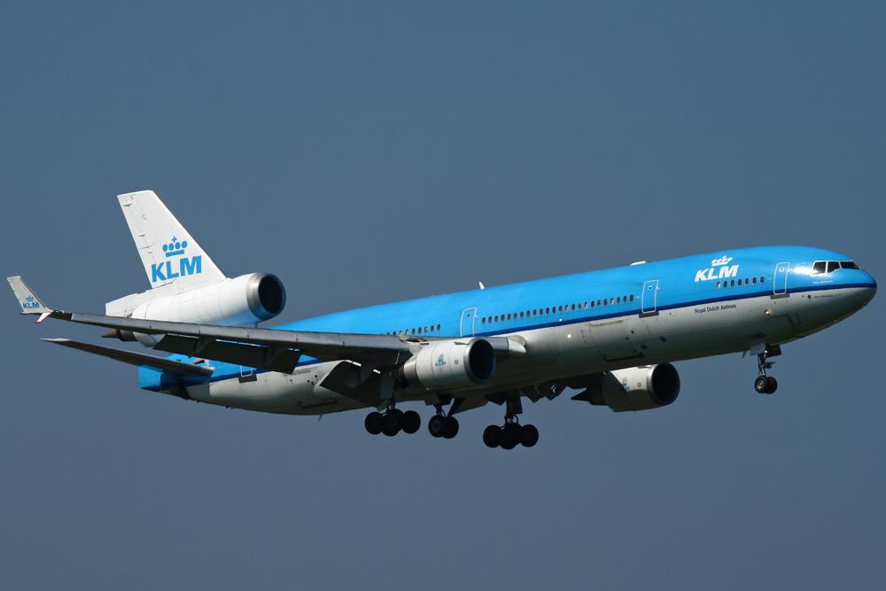 PH-KCA - KLM