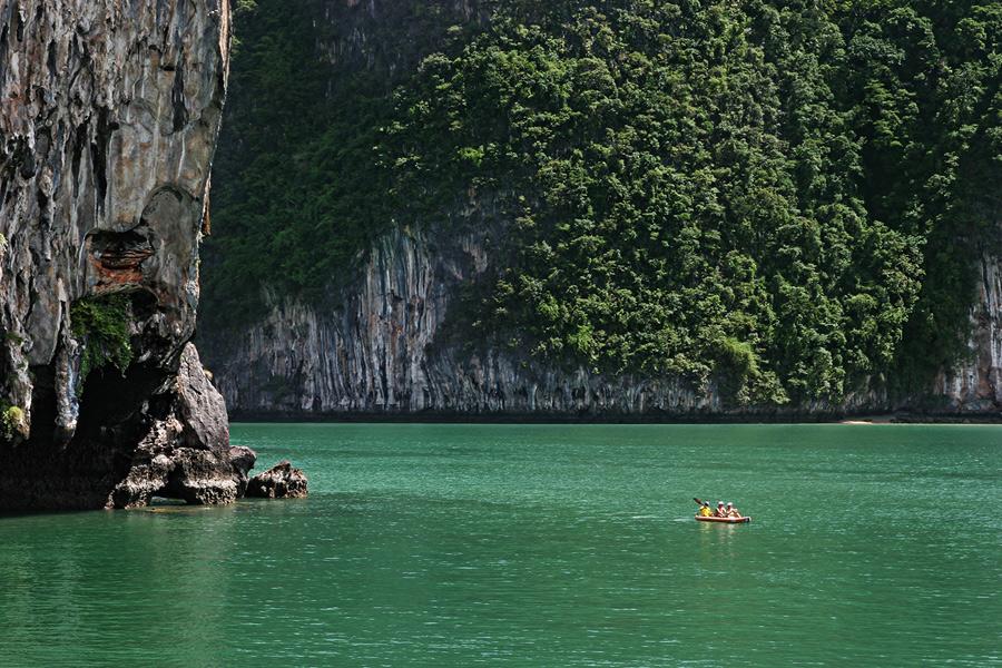 Phang Nga-Bucht