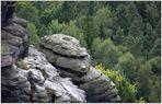Phantasiewelt Elbsandsteingebirge